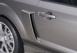 05-09 Mustang C-Series Side Scoops