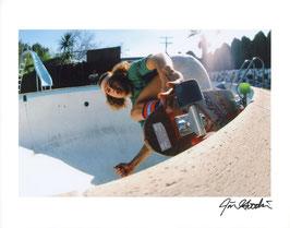 Photo Skateboard 1978 Tony Alva