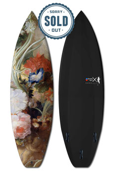 Flowers 2 Surfboard