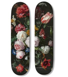 FLOWERS 2 SKATEBOARDS