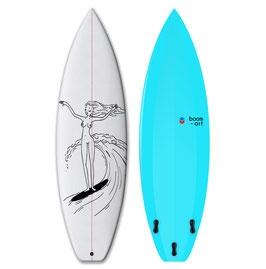 CHARLIE S GOLD ANGELS 1 Surfboard