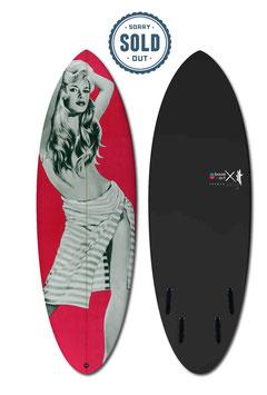BB Ripper 1 Surfboard