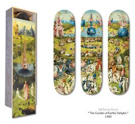 J BOSH Sk8-box 3 Skateboards
