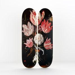 FLOWERS 09 DIPTYCH SKATEBOARDS