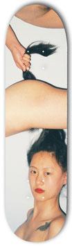 Ren Hang Hair Photo series