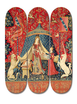 UNICORN  3 Skateboards