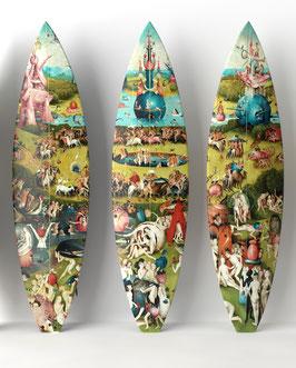 BOSH Triptych / 3 Surfboards