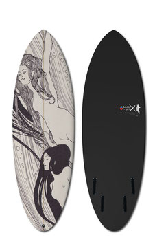 KLIMT 4 SURFBOARD RIPPER
