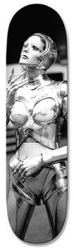 Mathieu Cesar Photo Series Sexy Robot