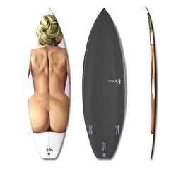 ASLAN Brigitte 1 Surfboard
