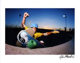 Photo Skateboard 1978 Denis Martinez