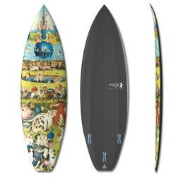 J BOSH 1 Surfboard