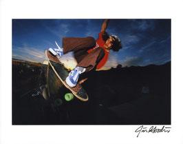 Photo Skateboard 1979 Malibu T Alva