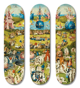 J BOSH  3 Skateboards