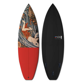 KUNIYOSHI DRAGON KING 1 Surfboard