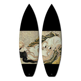 HOKUSAI  DIPTYCH  Dream / 2  Surfboards