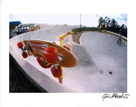 Photo Skateboard 1977 Oxnard Bowman