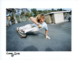 Photo Skateboard 1975 Paul Constantineau