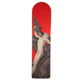 VINTAGE SURFBOARD / DRAGON