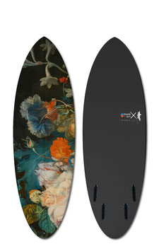 Flowers Ripper 1 Surfboard