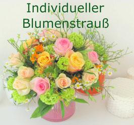 Flowers -Catherine Prader  Meineckestrasse 59  40474 Duesseldorf 1 Strauss Messenger of Spring  EU 59.-- plus 18 EU