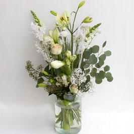 "Winter-Bouquet  ""Off-White"""