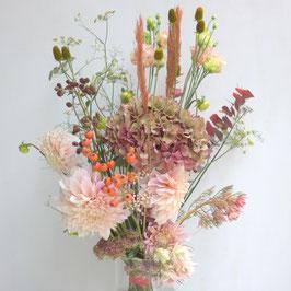 Herbst-Bouquet PINK FALL