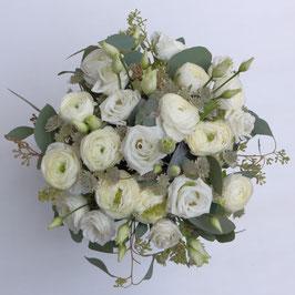 White Winter - Weiße Blumen