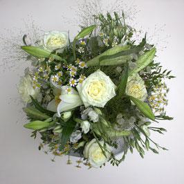White Lily - Weiße Blumen