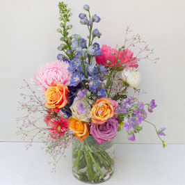 """""""Summer Vibes"""" Buntes Sommer-Bouquet"""