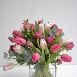Pink Tulip - Tulpenstrauß