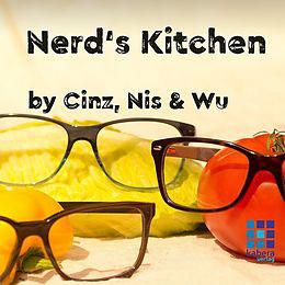 "Kochbuch ""Nerd's Kitchen"""
