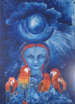 Die Mondfrau