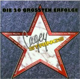 Cagey Strings CD - Die 20 Größten Erfolge