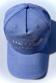 RANCHGIRLS CAP ultramarine FADE OUT #2103RG