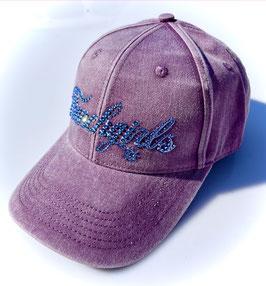 RANCHGIRLS CAP viola FADE OUT #2129RG