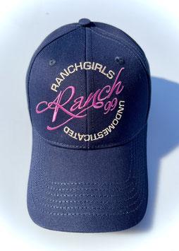 RANCHGIRLS CAP 99 RANCH navy #2120