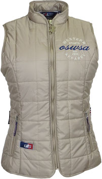 "OSWSA WOMEN PRO TEC YOU VEST ""ALLIE"" ecru"