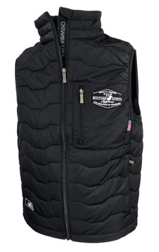 "OSWSA MENS VEST pro.tec.you ""KEITH"" dark night"
