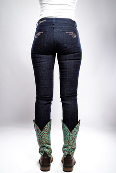"""RANCHGIRLS JEANS """"BROOKE"""" one length"""