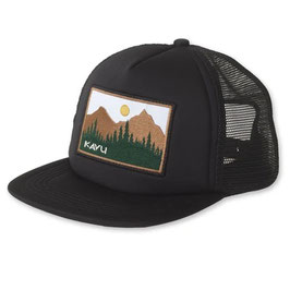 Kavu Foam Dome -jet black-