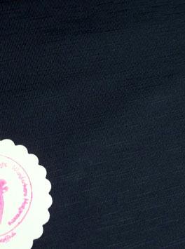 Jersey uni dunkelblau Slubjersey