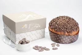 Panettone al Cioccolato Fondente - Ischia Pane