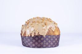 Panettone al Cioccolato Salato e Caramello Mou - Ischia Pane