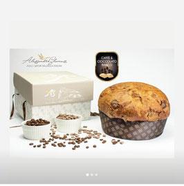 Panettone Caffè e Cioccolato Bianco - Ischia Pane