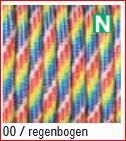 Paracord Farbmix 4mm, Regenbogen 0