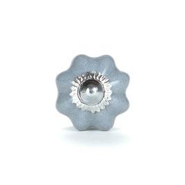 Möbelgriff A68a, klein, sternförmig, grau