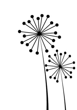 """Sizzix  Prägeschablone  """"Flower Ball"""""""