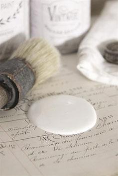 Jeanne d'Arc Living's Vintage Paint: Warm cream, 100ml