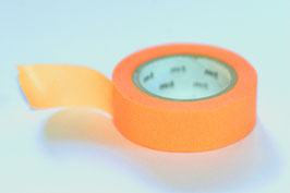 "Masking Tape ""orange uni"""